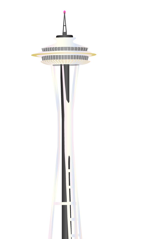 Space Needle Hailey Skelcher